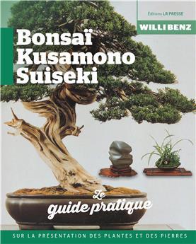 L´art de présenter les bonsai, kusamono, suiseki