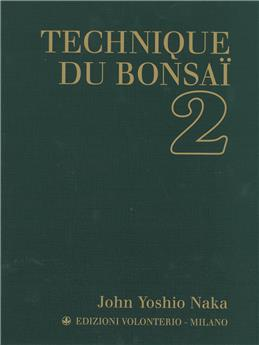 Technique du Bonsaï - 2