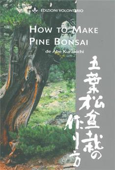 How to make pine bonsai