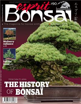 Esprit Bonsai International #90